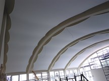 School Acoustic Ceiling Sails