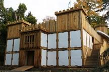 Hever Castle Fabric Panels