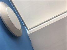 Dental Clinic Fabric Ceiling