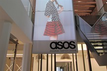 ASOS Fabric Screen