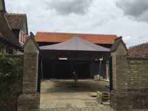 Little Shelford, Cone Canopy