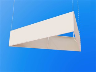 Suspended Triangle