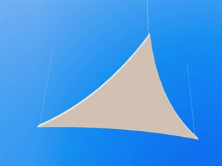 Flat Triangular Panel