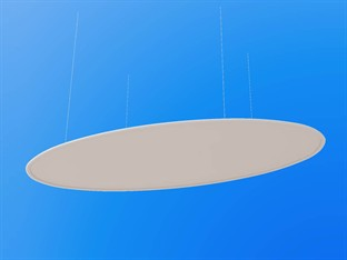 Suspended Ellipse