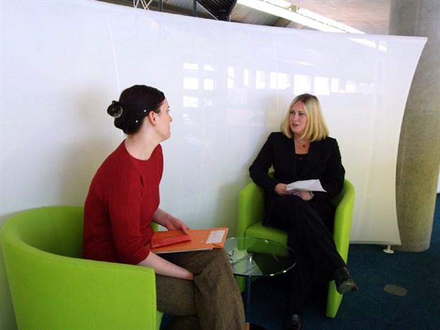 Office Screening, British Council Edinburgh