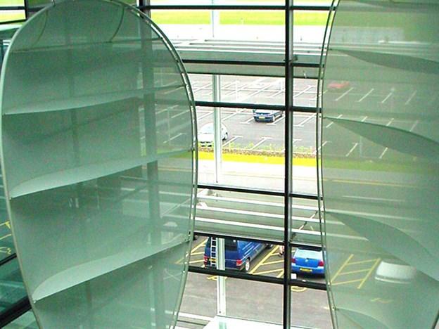 Atrium Feature, Amadeus Heathrow