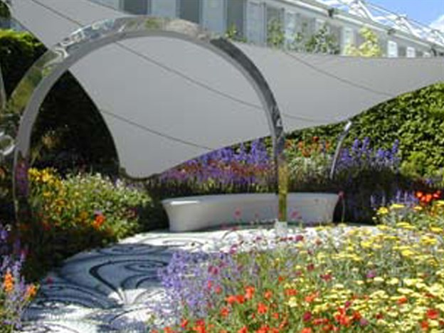 Sun Shade Canopy, Cancer Research