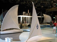 Feature Sails, BBC Blue Peter