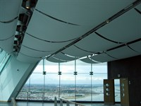 Feature Ceiling, Spinnaker Tower