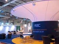 Exhibition Centrepiece, RAC