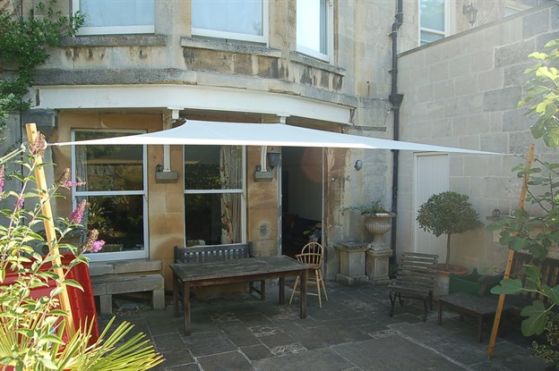 Private Garden Canopy, Bath