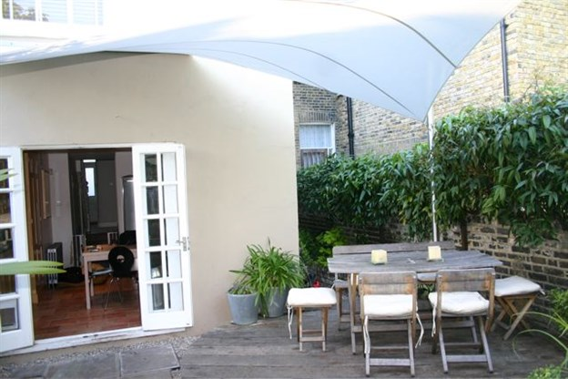 Bespoke Private Garden Canopy