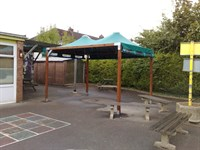 Play Canopy, Headley Park Primary School