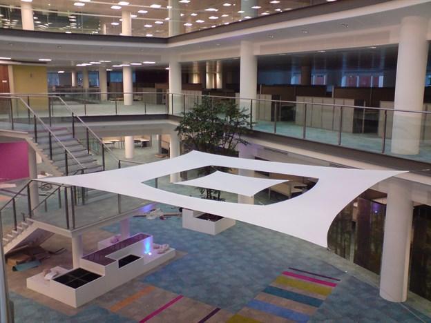 Atrium Feature, Beechcroft