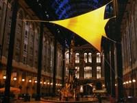 Kite Sails, Hay's Galleria