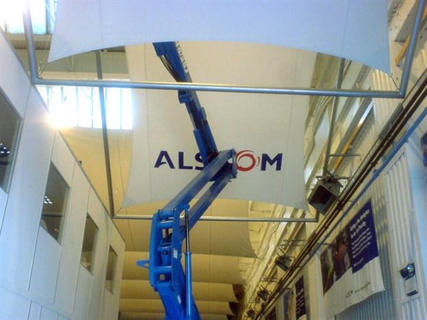 Ceiling Sails, Alstom