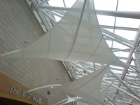 Atrium Shading, Sheffield Hallam University