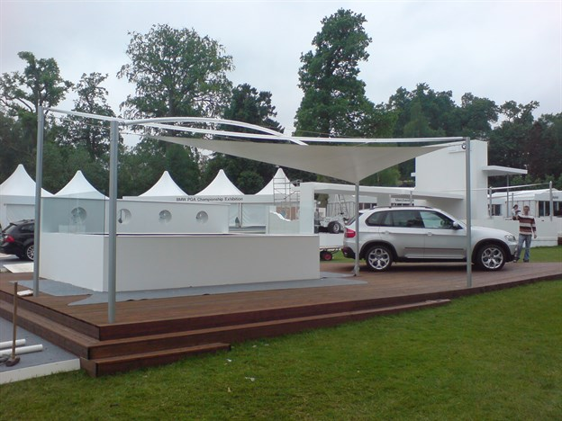Outdoor Event Canopy, BMW, Wentworth