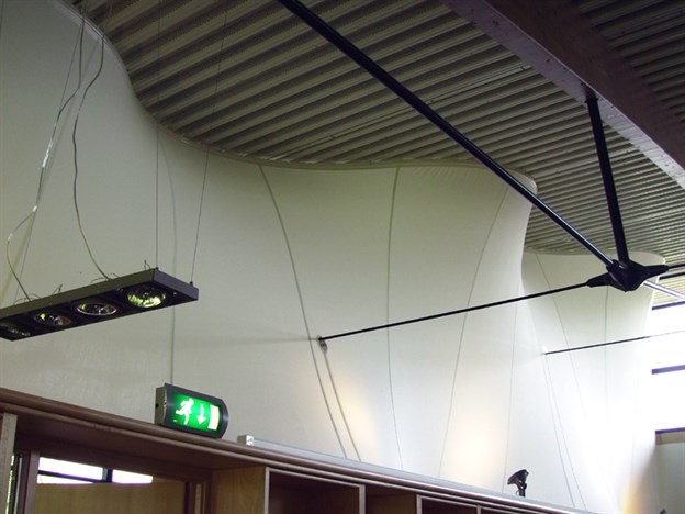 School Acoustics, Sparsholt College