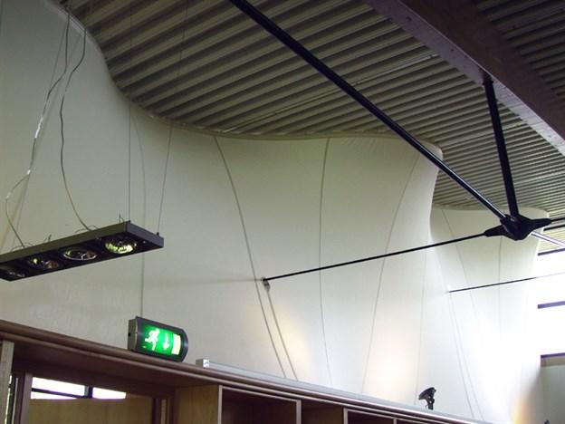 School Acoustics, Sparsholt College