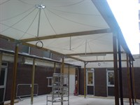 Outdoor Cover, Barnstaple Hospital