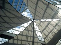 Shopping Centre Sails,The Square, Tallaght, Dublin