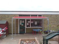 Playground Canopy, Ivy Chimneys Primary School