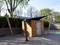 Playground Canopies, Rosendale Primary School