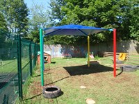Playground Canopy, Brentry School