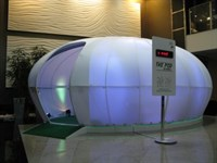 The Pod, Lloyds TSB