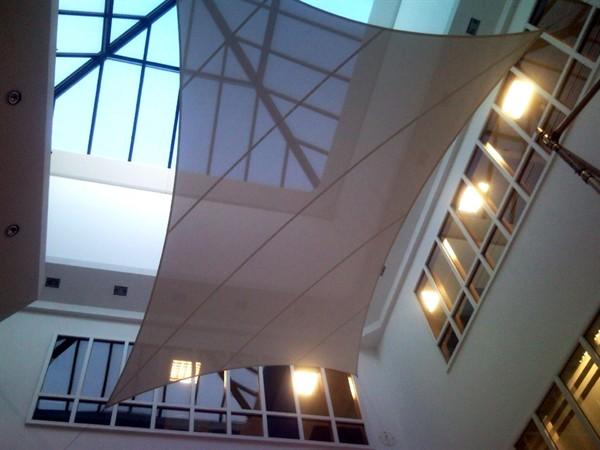 Ceiling Sail, Keaton House