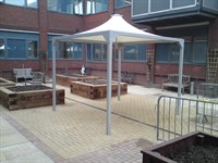 Courtyard Canopy, Queens Secure Hospital