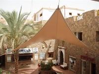 Courtyard Canopy, Sharm El Sheikh, Egypt