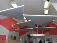 Dining Area Acoustics, Orion Centre
