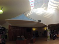 Sun Shading, Radstock College