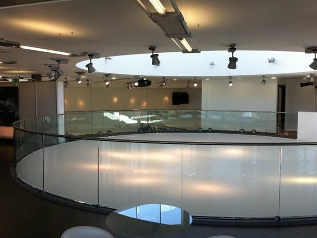 Fabric Lighting Effect, Porsche 918, Silverstone