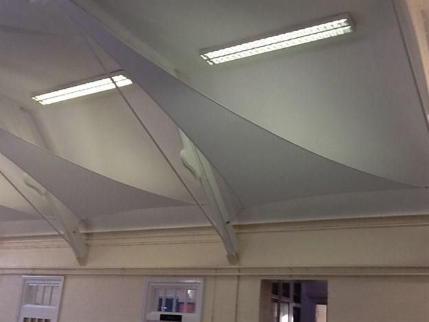 School Hall Noise Reduction School Hall Acoustics