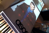 ASOS Projection Screen
