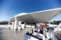 Touring Hospitality Structure, Formula One
