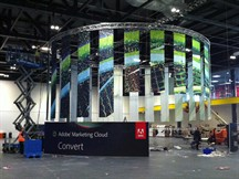 Printed Fabric Panels, Adobe 2014