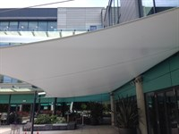 Outdoor Covered Dining, Imperial Tobacco