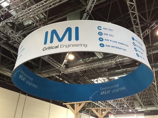 Event Branding, IMI, Valve Expo
