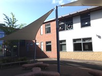 School Canopy, Abbeywood Community School