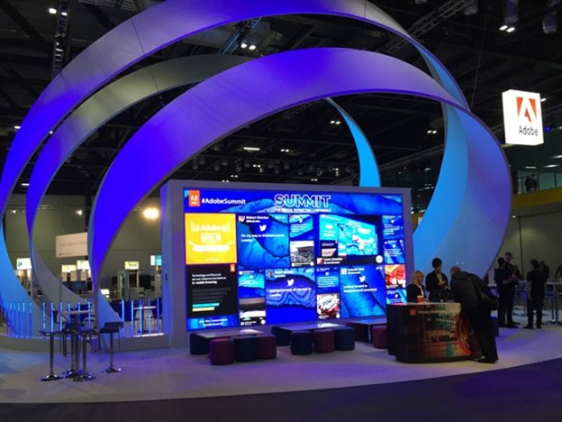 Event Stand, Adobe Summit 2015