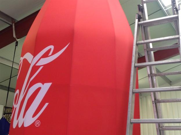 Branded Feature, Coca Cola