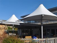 Playground Canopy, Kingsforest School