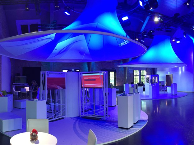Pharmaceutical Conference Feature, Berlin