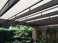 Car Port Canopy, Holland Park