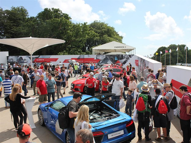 Festival Feature, Audi at Goodwood 2016