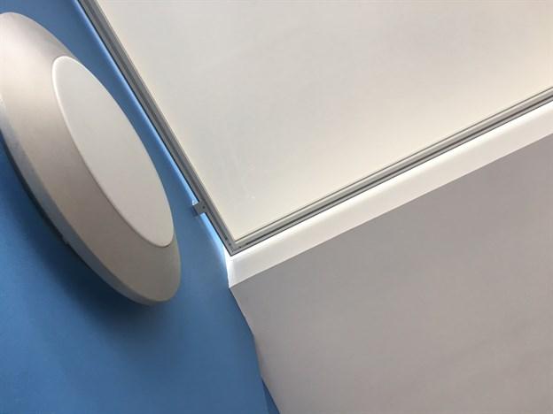 Fabric Ceiling, Dental Clinic